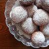 Творожные пончики с корицей и лимоном