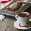 Кантуччи с какао и миндалем в кунжутной посыпке