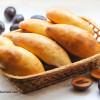 Полезные творожные пирожки со сливовой начинкой