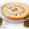 Грушевый пирог из флорентийского теста