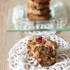 Печенье с розмарином и цедрой