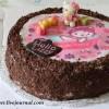 Торт Kitty