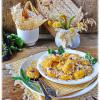 Gnocchi из творога и тыквы с шалфеевым маслом