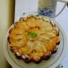Перевернутый грушевый пирог