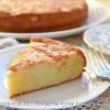 Французский миндальный пирог