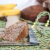 Бананово-шоколадно-ореховый пирог