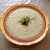 Кукурузный суп с пореем