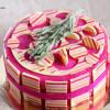 Свадебный торт с клюквой и розмарином