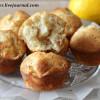 Яблочно-лимонные маффины