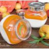 Медовая панна-котта с абрикосовым желе