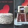 Красный вельветовый торт