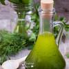 Зеленое масло