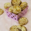 Смоландские крендельки с жемчужным сахаром