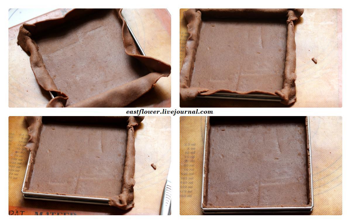 Pâte chocolat sablée - шоколадное тесто Сабле