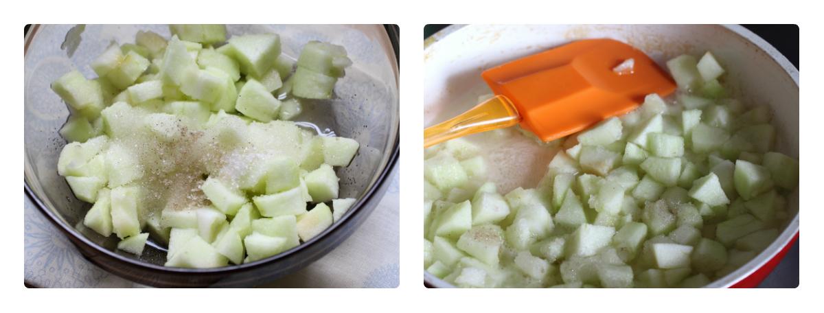 Яблочное компоте