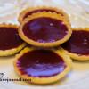 Тарталетки с ягодным желе