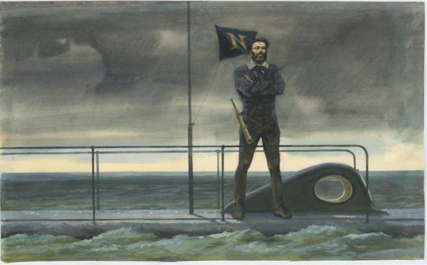 Двадцать тысяч лье под водой 1916
