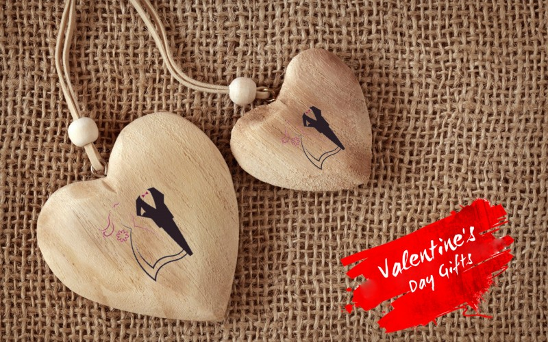 Present Valentine gifts to your husband to show how special he is for you!