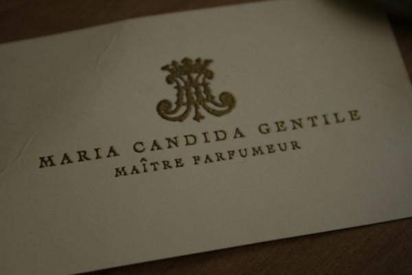 Maria Candida Gentile: визит в Киев
