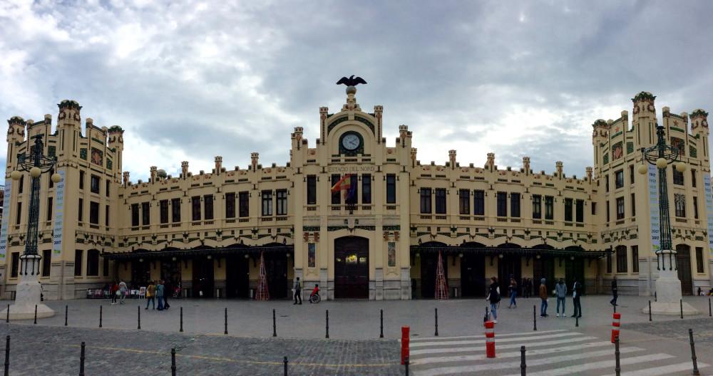 Из Аликанте в Бильбао на поезде