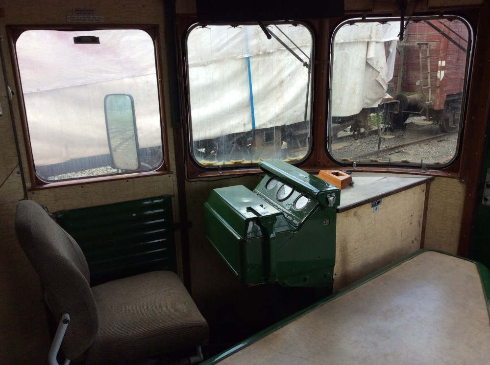 Рельсовый автобус HTJ S50 (SJ Y6 1013)