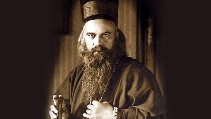 Святитель Николай (Велимирович) (1880 — 1956) — епископ Сербской православной церкви, епископ Жичский, доктор философии, узник немецкого концетрационного лагеря Дахау