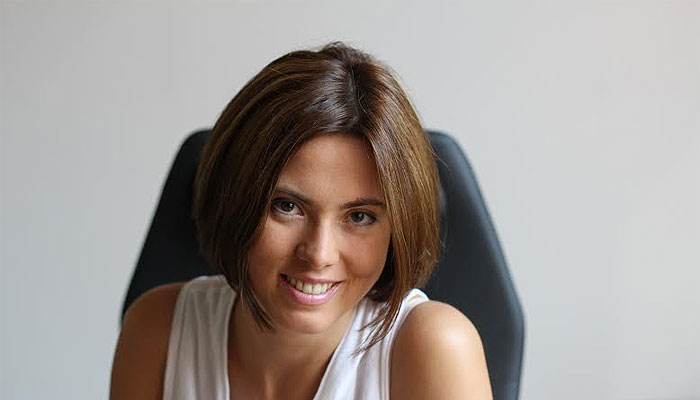 Гендиректор ТВ-3 Дарья Фиалко