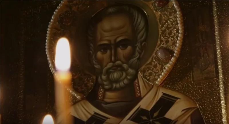 Святитель Николай Мир-Ликийский Чудотворец