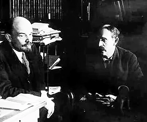 Банкир Уильям ТОМПСОН был теневым руководителем и Февральской, и Октябрьской революций