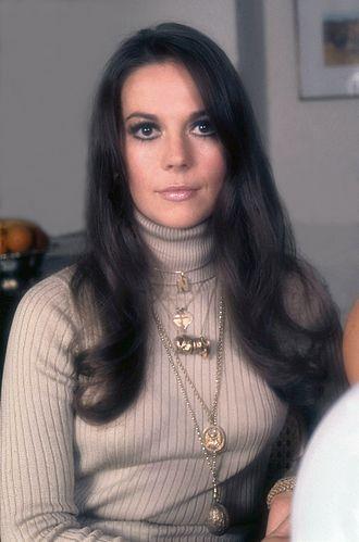 Звезда Голливуда Наталья Николаевна Захаренко в 1973 году