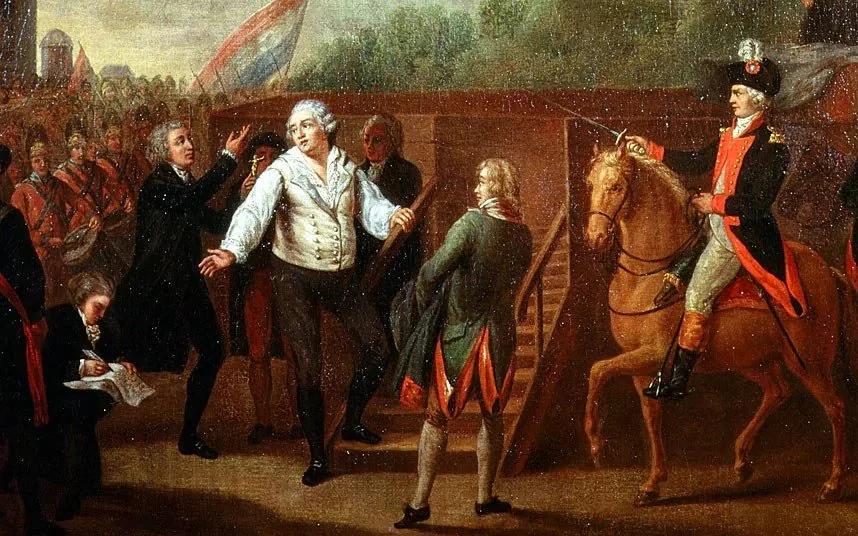Шарль Беназе – Людовик XVI у эшафота https://gallerix.ru/album/Versailles/pic/glrx-588130697