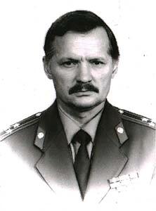ФЕДОСЕЕВ ЮРИЙ ГРИГОРЬЕВИЧ Начальник МУРа в 1991 — 1994 гг.