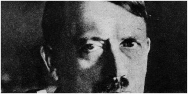 Адольф Гитлер. (Любезно предоставлено Национальным архивом)