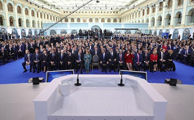 Послание президента Федеральному Собранию / Kremlin.ru