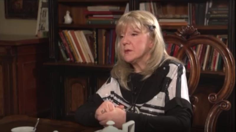 Жанна Владимировна Бичевская - советская и российская певица, автор песен. Народная артистка РСФСР (1988)