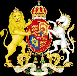 Герб короля Ганновера