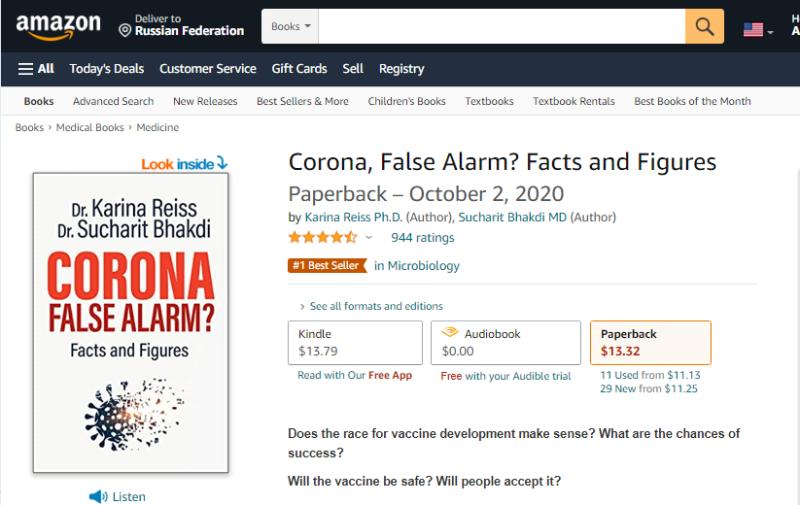 https://www.amazon.com/Corona-False-Alarm-International-Bestseller/dp/1645020576/ref=pd_bxgy_img_3/138-6239777-5536055?_encoding=UTF8&pd_rd_i=1645020576&pd_rd_r=f9ba02f0-b51a-482f-869a-c4b23fe8e2d8&pd_rd_w=YTgT5&pd_rd_wg=AAtA0&pf_rd_p=f325d01c-4658-4593-be83-3e12ca663f0e&pf_rd_r=V3DJVD810212C3NMP8AR&psc=1&refRID=V3DJVD810212C3NMP8AR