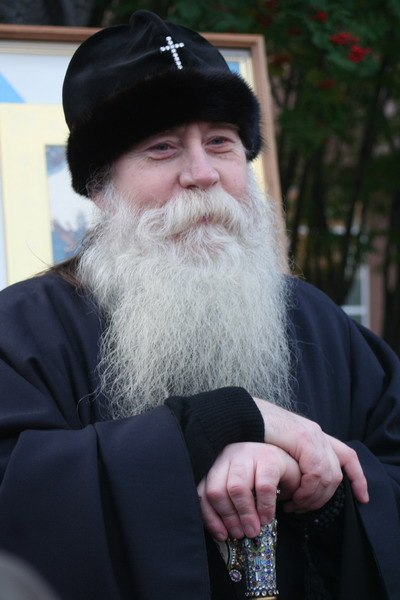 Митрополит Мурманский и Мончегорский Симон