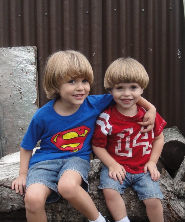 Spencer and Logan Sept 30 2012