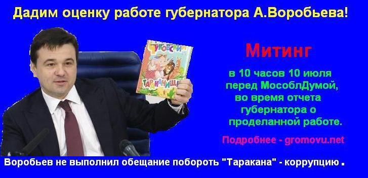 Vorobyev-korrupcia