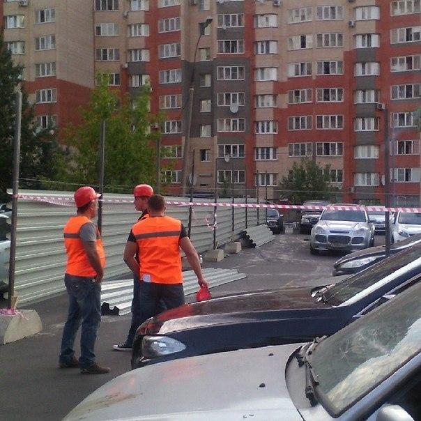 д 4а 07-2014- Рабочие Забор