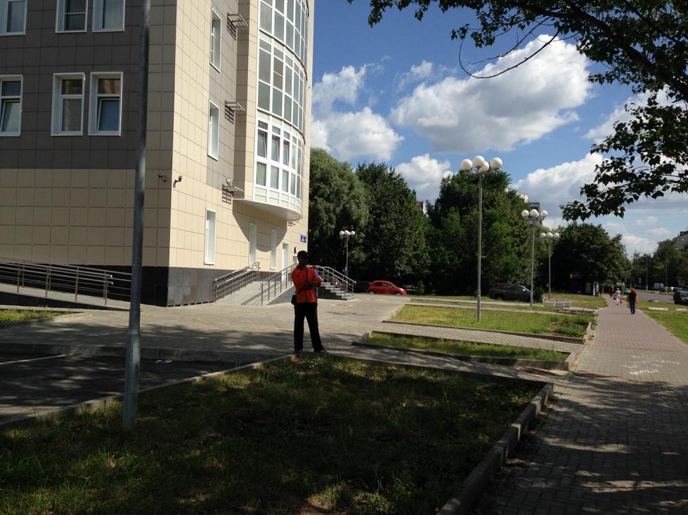 07-2014 Косят траву 1