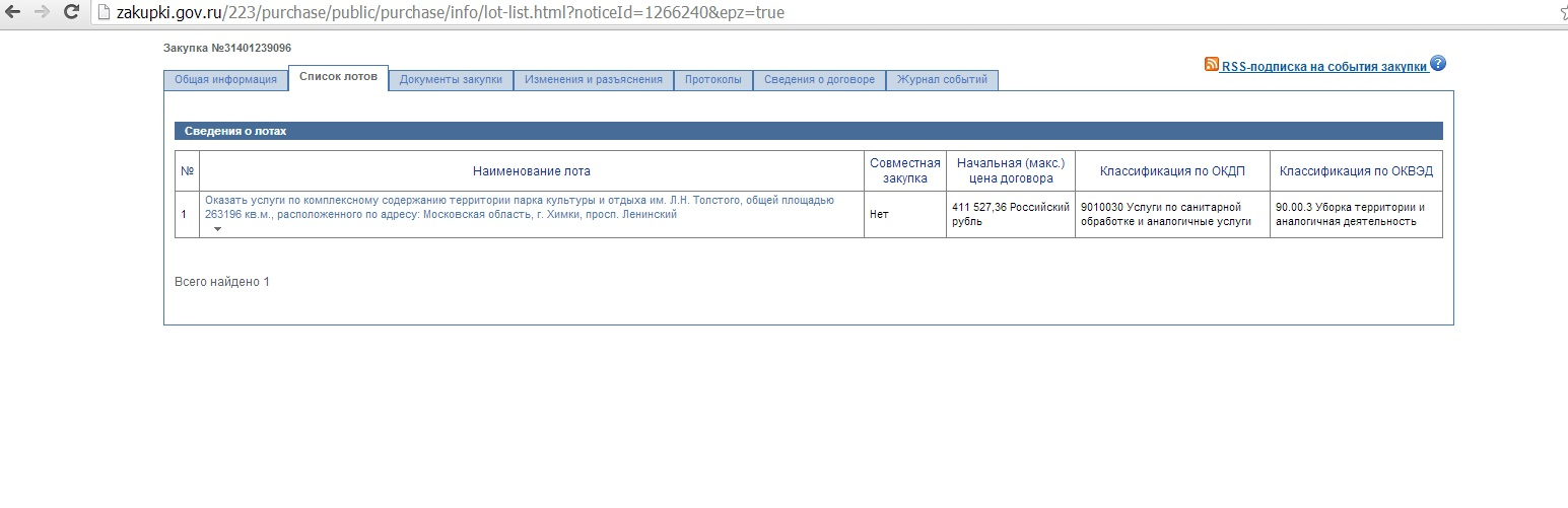Благоустройство 10-06-2014 лот санобработку уборку 3