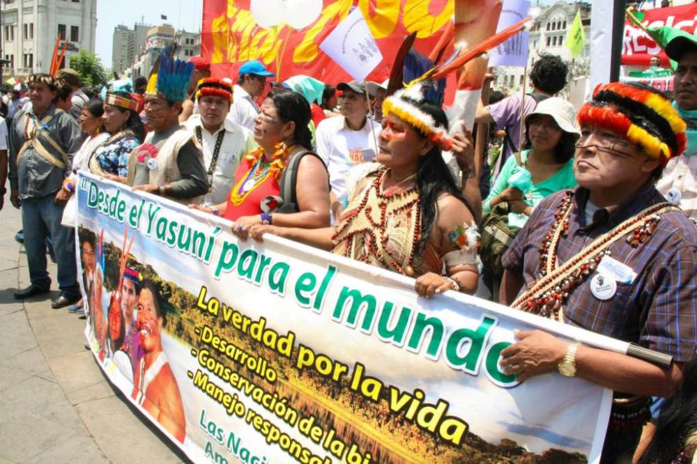Лима марш