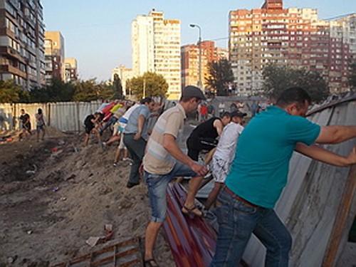 Protest-v-Kieve