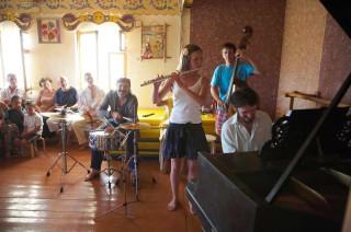 Концерт для ребят - музыканты
