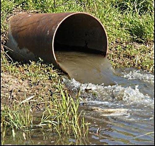 Воды хозяйственная деятельность