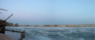 Мытнинская набережная от Биржевого моста
