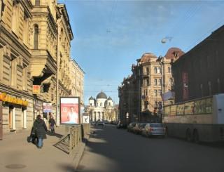 Улица Пестеля