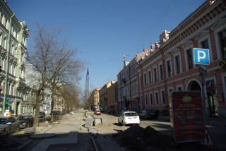 Улица Фурштатская - экспертиза